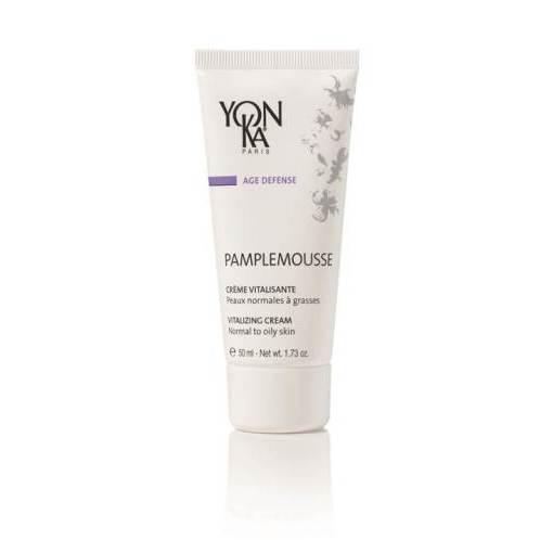 Yonka vitalisierende Creme Pamplemousse PG für die normale bis fettige Haut