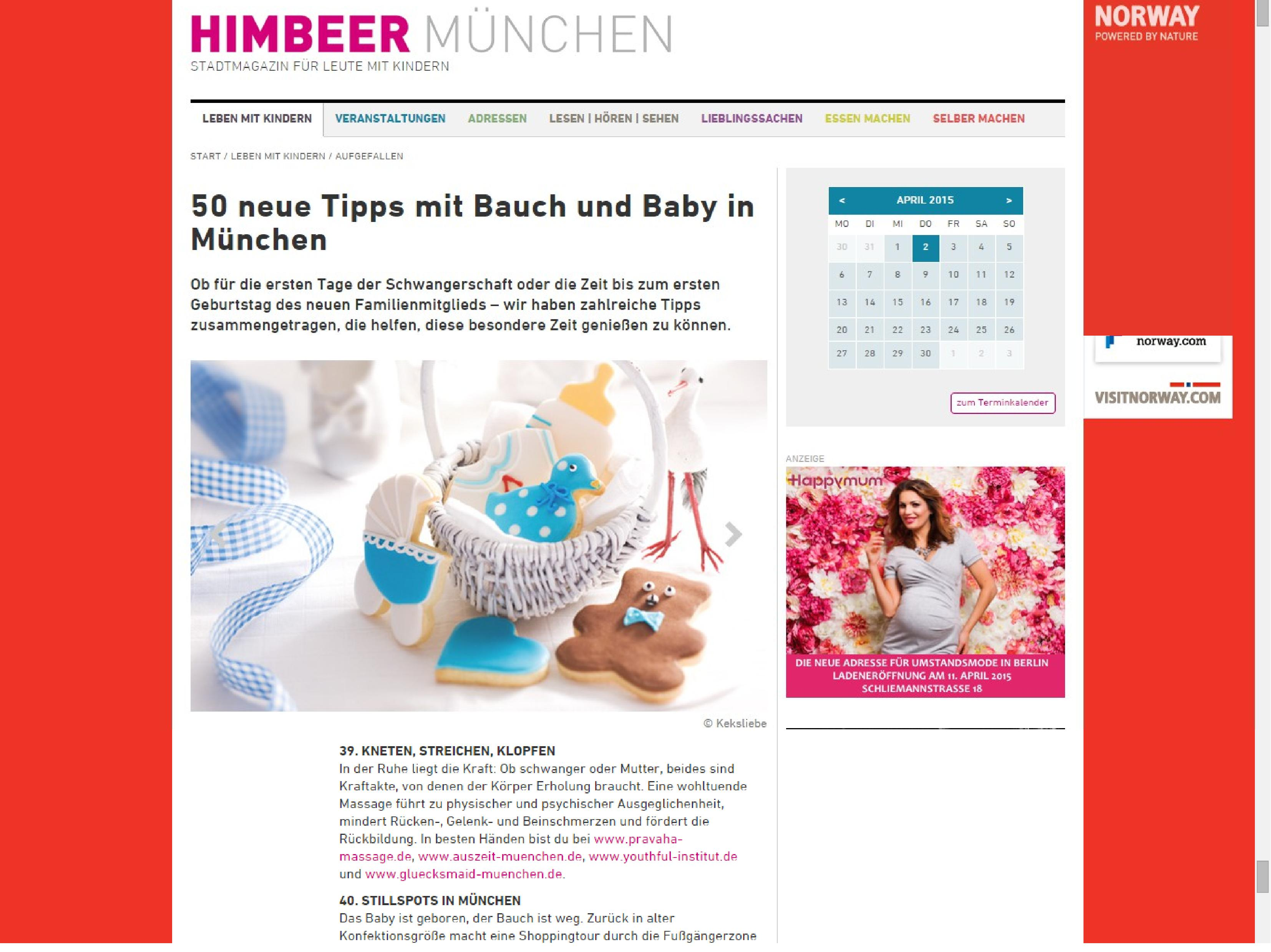 Himbeer Magazine